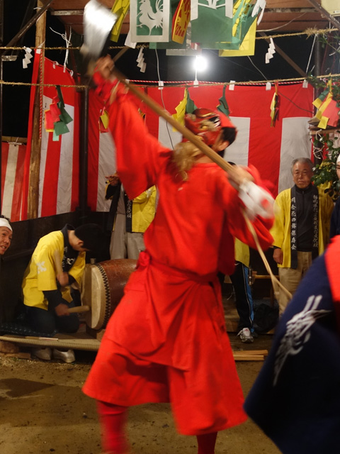 川合花の舞